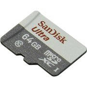 SanDisk Ultra microSDXC SDSQUNB-064G 64GB фото